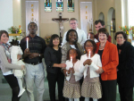 Celebrating initiation in the Cathoolic Church