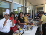 3rd Sunday Filipino Lunch at Nazareth College