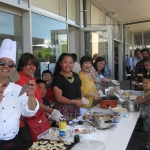3rd Sunday Filipino Lunch at Nazareth College