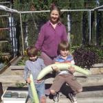 Young Gardeners at Preca Community Garden