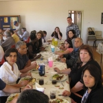 Youth Group Lunch at Preca Centre
