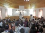 Eucharistic Adoration - Ruiru Parish, April