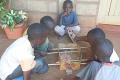 Children playing  - Preca Centre