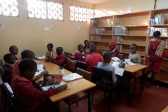 Preca Lending Library - Preca Centre, January