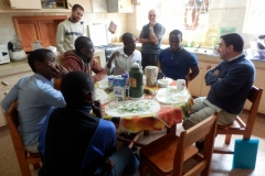 Visit by Superior General - Preca Centre, August (5)