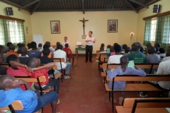 Ceremony of Elects - Preca Centre, October (1)
