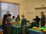 Craft class at Preca Centre St Albans